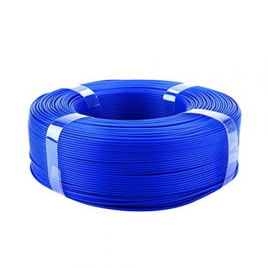 1.75mm blue PLA+ filament Refill