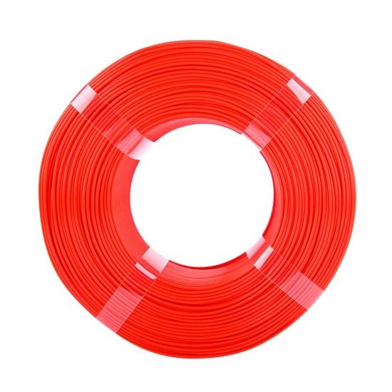 1.75mm red PLA+ filament Refill