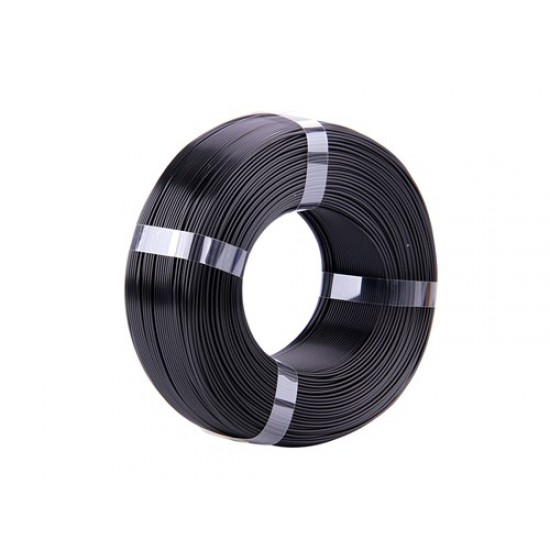 1.75mm black PLA+ Refillament