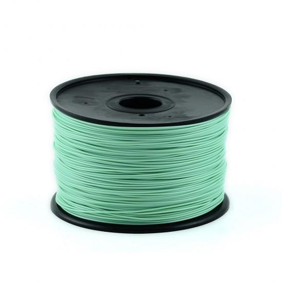 1.75mm ABS filament sea green