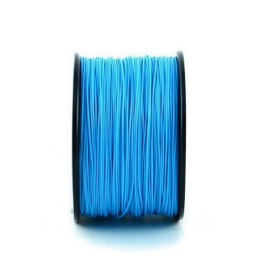 1.75mm cyan ABS filament