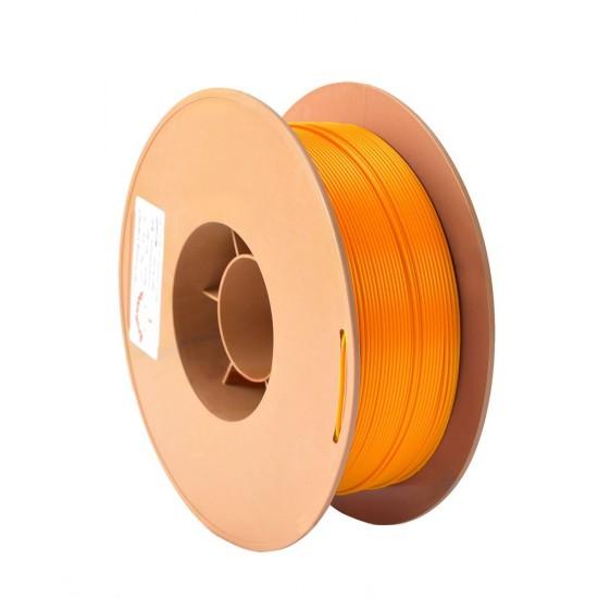 1.75mm fluorescent orange ABS filament