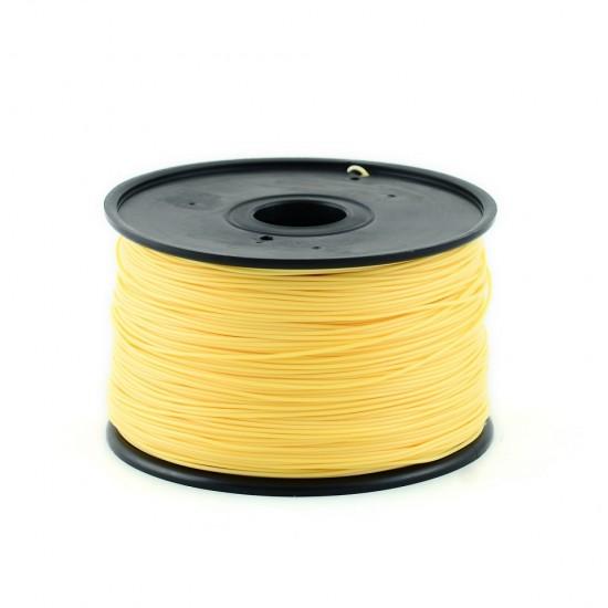 1.75mm khaki ABS filament