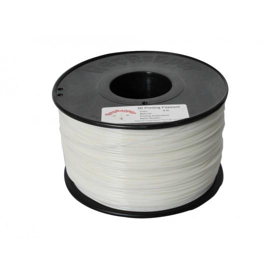 1.75mm natural ABS filament