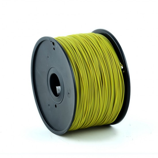 1.75mm olive green ABS filament