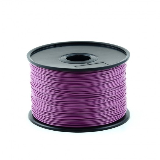 1.75mm maroon ABS filament