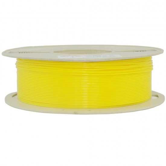 1.75mm yellow flexible filament