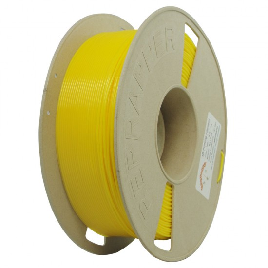 1.75mm dark yellow HIPS filament