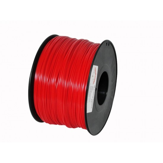 1.75mm red HIPS filament