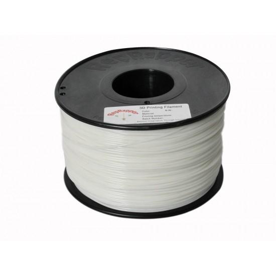1.75mmm white HIPS filament