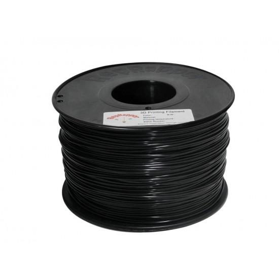 1.75mm black HIPS filament