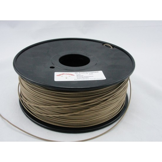 1.75mm naturel hout filament