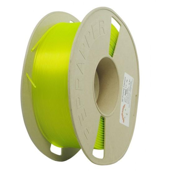 1.75mm yellow PETG filament