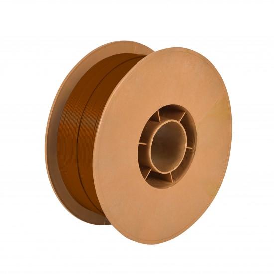 1.75mm bruin PLA filament