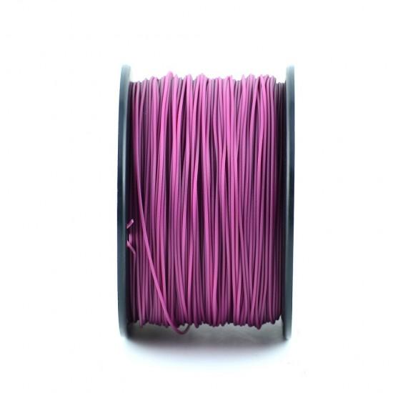 1.75mm maroon PLA filament