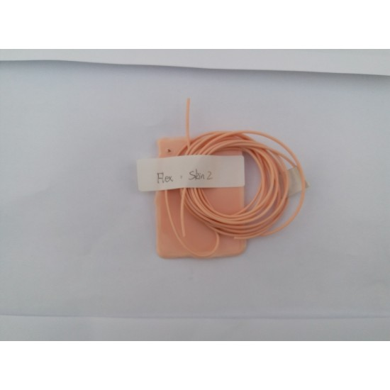 1.75mm salmon pink PLA filament