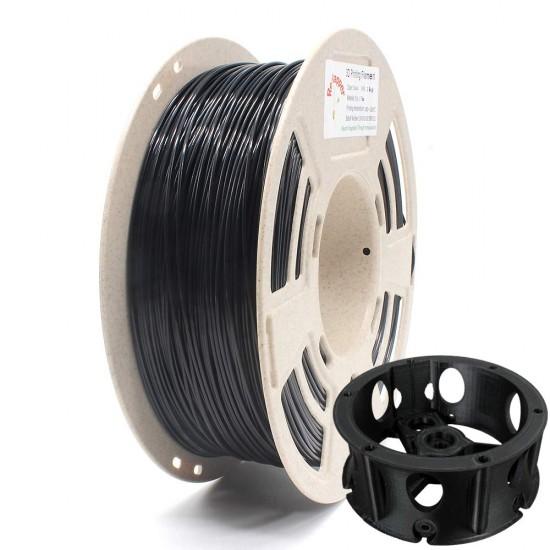 1.75mm zwart ABS filament