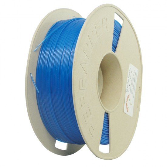 1.75mm blue PLA filament