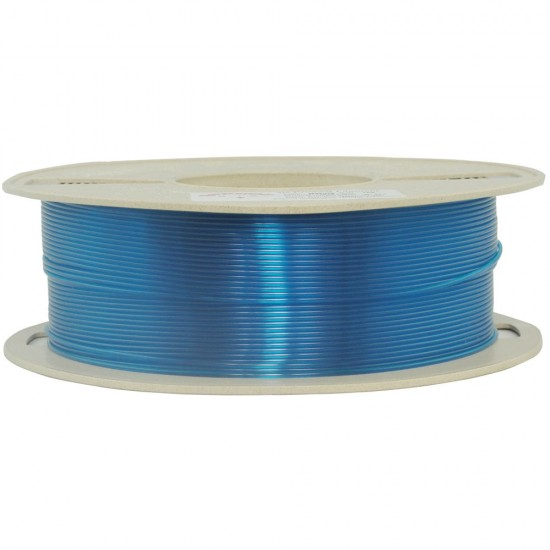 1.75mm fluorescent blue PLA filament