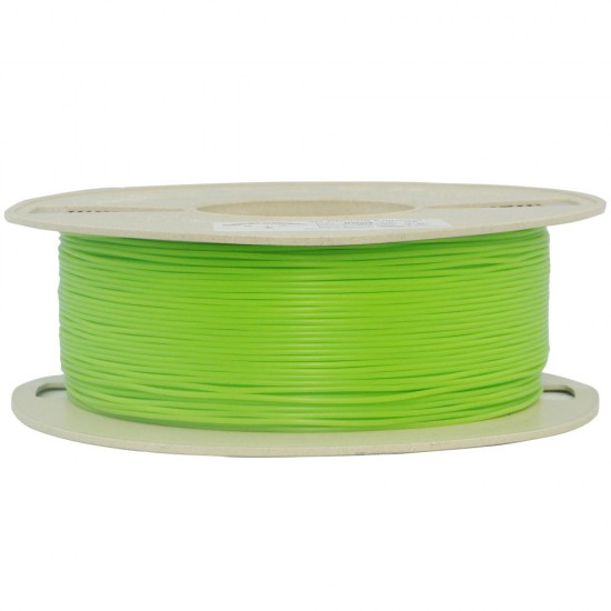 1.75mm green flexible filament