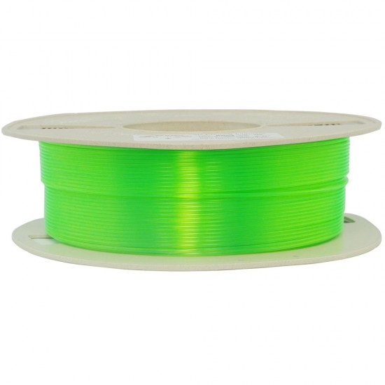 1.75mm green PETG filament