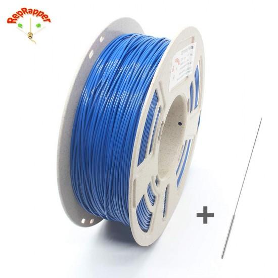 1.75mm blue PLA filament