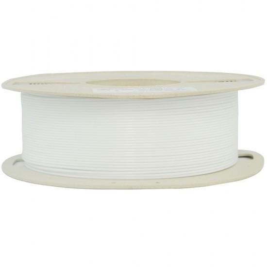 2.85mm white PETG filament