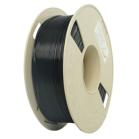 1.75mm black ABS filament