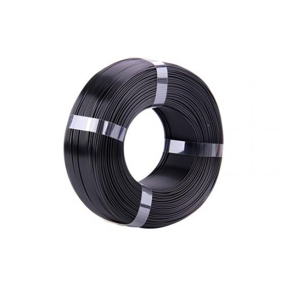 1.75mm zwart PLA+ Re-filament