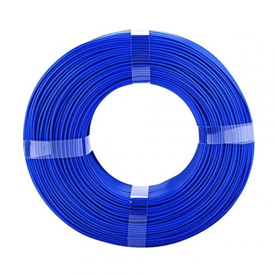 1.75mm blauw PLA+ Re-filament