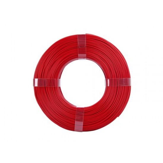 1.75mm fire engine red PLA+ Re-filament