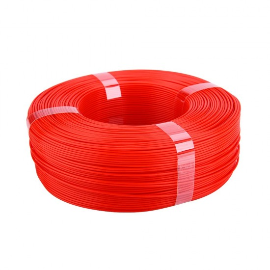 1.75mm rood PLA+ Re-filament