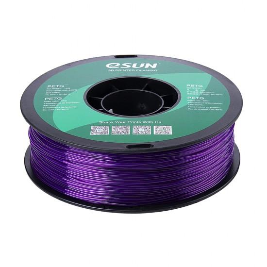 1.75mm purple PETG filament
