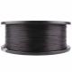 1.75mm zwart PLA+ filament 3kg
