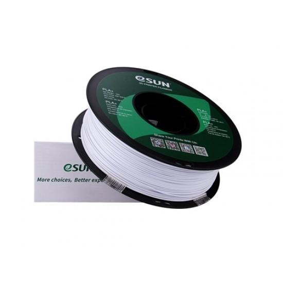 1.75mm cold white PLA+ filament