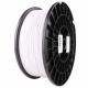 1.75mm koud wit PLA+ filament 3kg