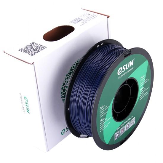 1.75mm donkerblauw PLA+ filament