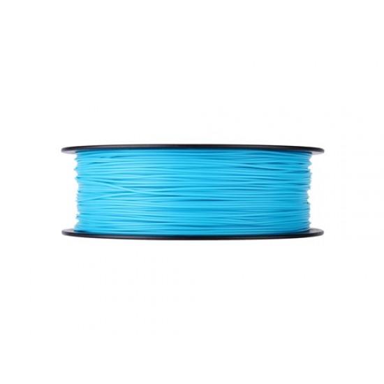 1.75mm light blue PLA filament