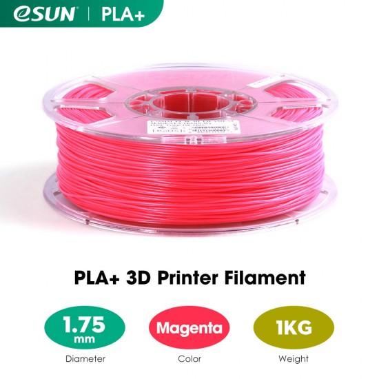 1.75mm magenta PLA+ filament
