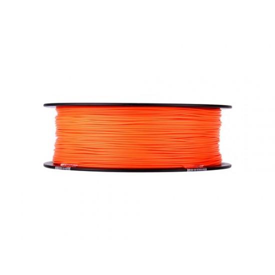 1.75mm orange PLA+ filament