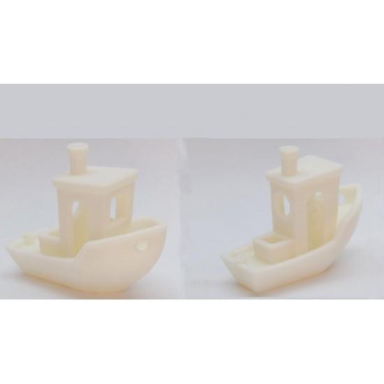 1.75mm wit PLA+ Re-filament