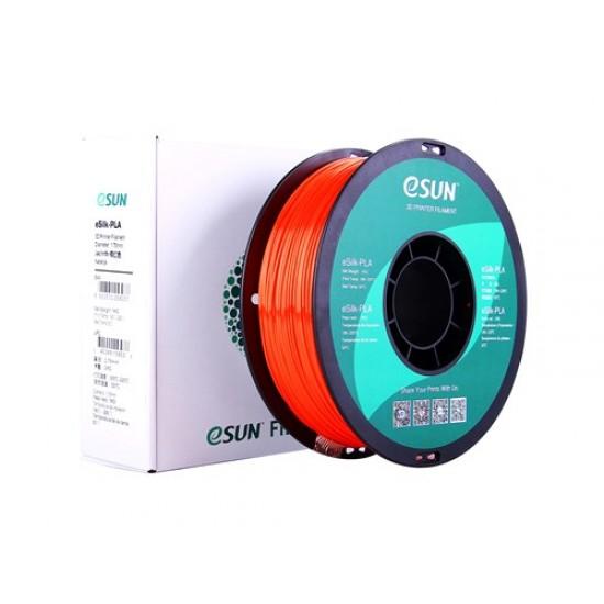 1.75mm jacinth eSilk PLA filament