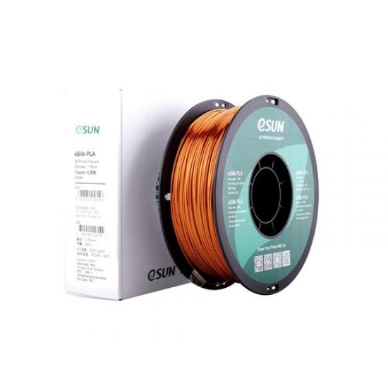 1.75mm koper eSilk PLA filament