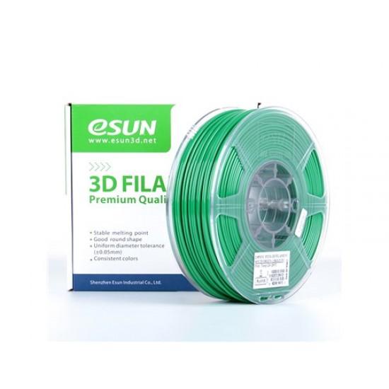 1.75mm solid green PETG filament
