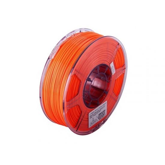 1.75mm solid orange PETG filament