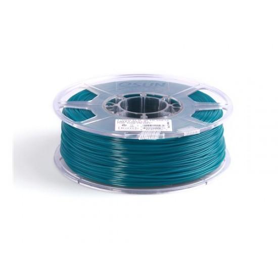 1.75mm green PLA+ filament