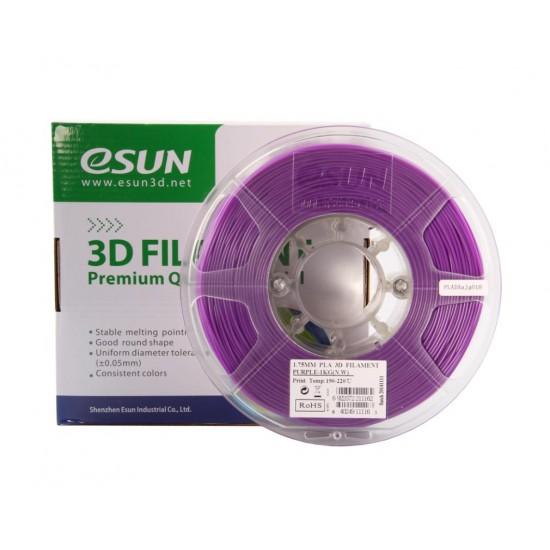 1.75mm purple ABS filament