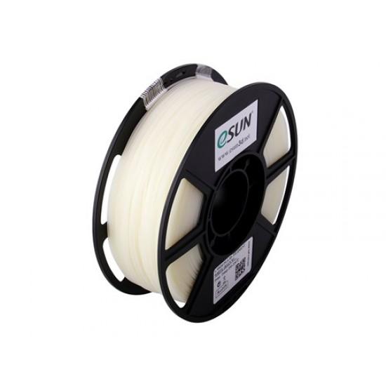 1.75mm warm wit PLA filament eSun