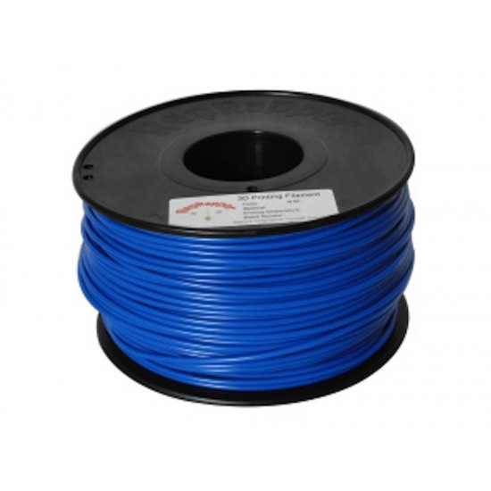 3.0mm blue ABS filament