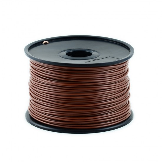 3.0mm brown ABS filament